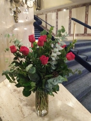 One Dozen Long Stem Roses  from Mangel Florist, flower shop at the Drake Hotel Chicago