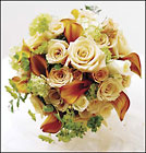To Have and Hold Bouquet from Mangel Florist, flower shop at the Drake Hotel Chicago